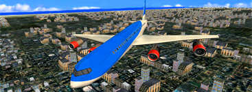 Thumbnail of Airplane Pilot Simulator 3D