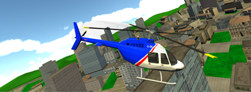 Thumbnail of City Helicopter Game 3D