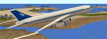 Thumbnail of Flight Simulator: Fly Plane 3D