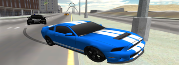 Thumbnail of Police Car Drift 3D