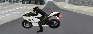 Thumbnail of Police Motorbike Simulator 3D
