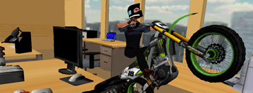 Thumbnail of Dirt Bike: 3D Racing