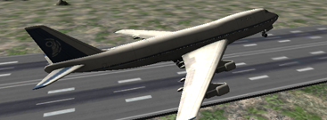 Thumbnail of Airplane Flight Simulator 3D
