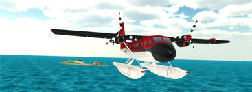 Thumbnail of Sea Plane: Flight Simulator 3D