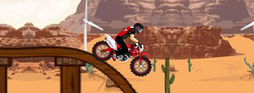 Thumbnail of Stunt Bike