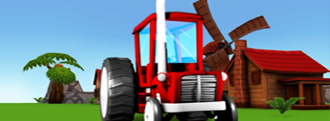 Thumbnail of Tractor Parking