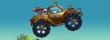 Thumbnail of Truck Toss